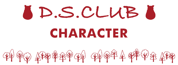 D.S.club CHARACTER