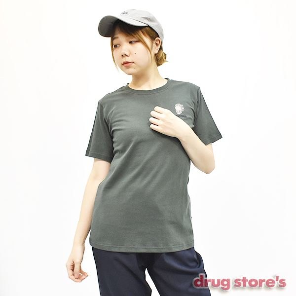 "drug store's 21/天竺""ネイティブSTANDY"" Tシャツ"
